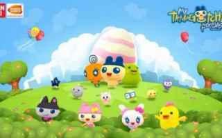 Mobile games: tamagotchi  videogame
