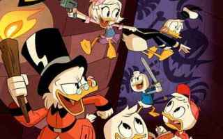 Anime: ducktales  disney  cartoni animati  sky