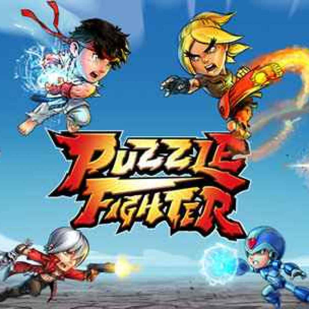 android iphone puzzle fighter capcom