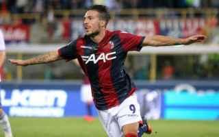 Serie A: calcio  serie a  bologna  sampdoria  gol