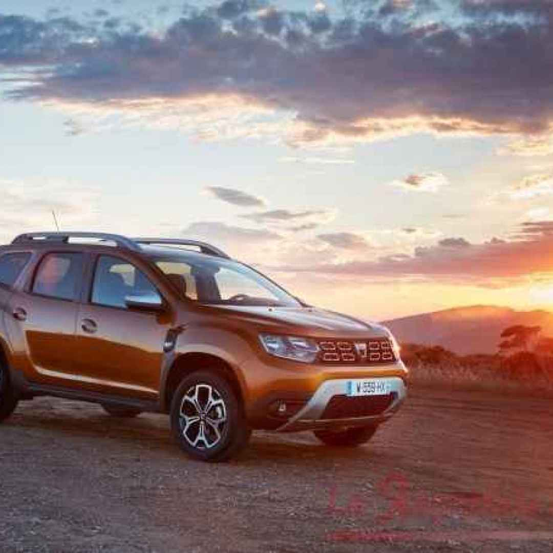 dacia duster  2018  crossover
