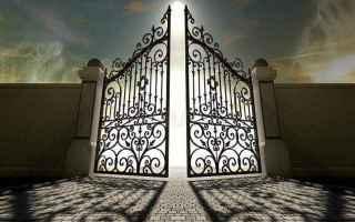Psiche: interpretazione sogni  sognare cancello