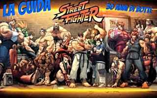 Giochi: videogames  street fighter  picchiaduro