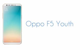 Cellulari: oppo  oppo f5  smartphone