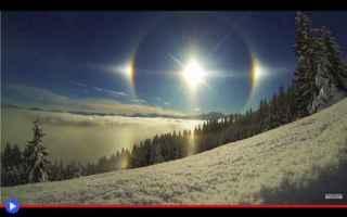 Ambiente: metereologia  sole  fenomeni  cielo