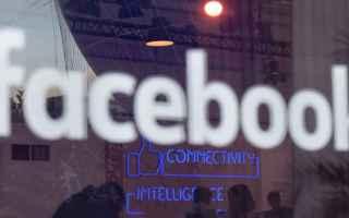 Facebook: facebook  social network  computer  mac