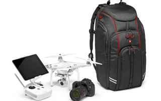 Fotocamere: manfrotto fotografia droni borse