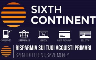 sixthcontinent buoni amazon risparmio