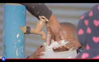 dal Mondo: città  africa  sudafrica  disastri