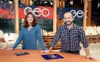 Televisione: ascolti  rai 3  geo  tv