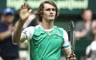 Tennis: tennis grand slam news halle zverev