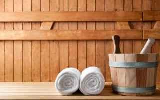 Salute: I segreti della doccia/sauna finlandese!