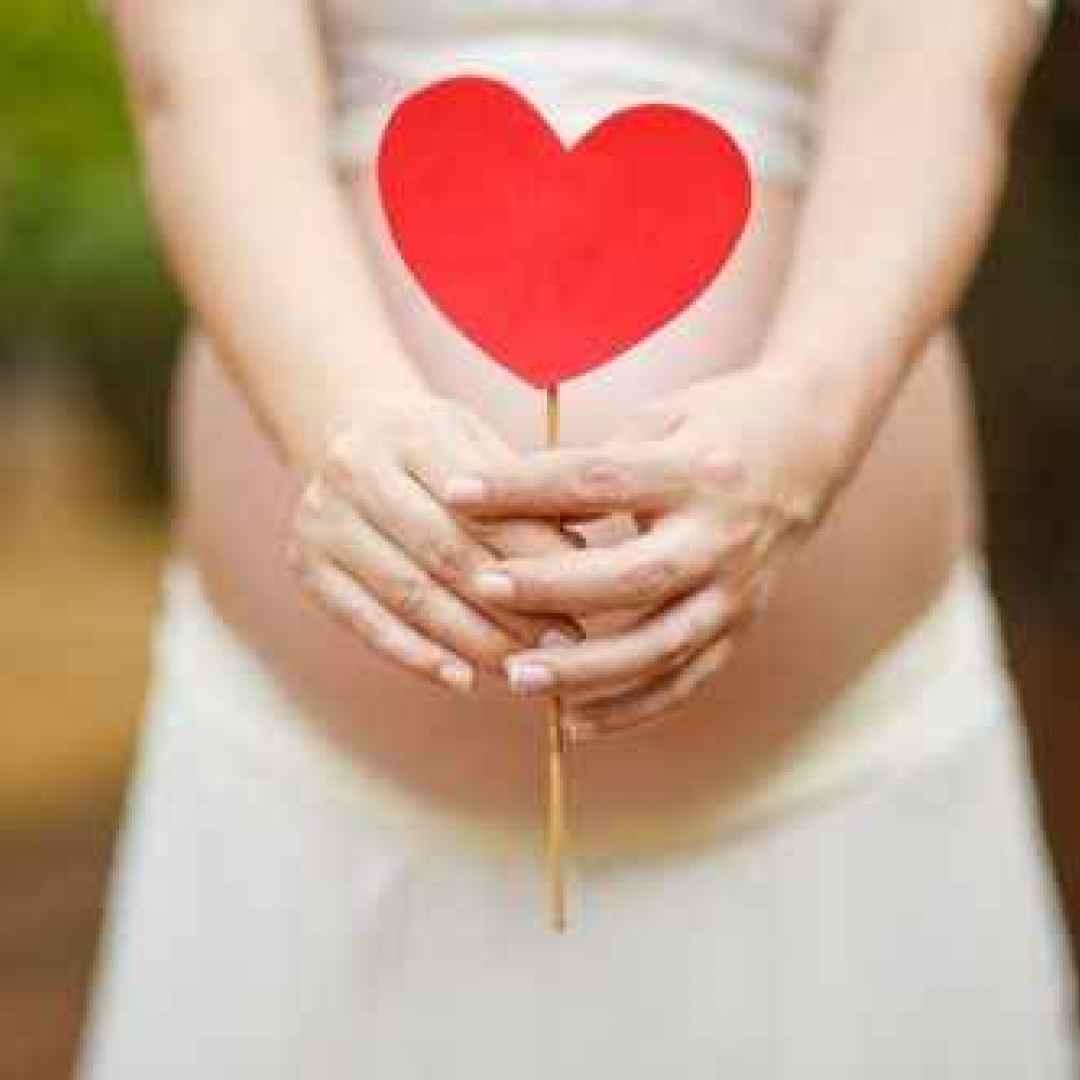 gravidanza  ovodonazione  donne  salute