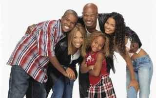 Serie TV : tutto in famiglia  serie tv  ieri e oggi