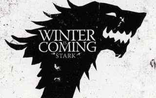 Serie TV : Il Trono di Spade: Cosa si nasconde dietro ai modi di dire degli Stark?