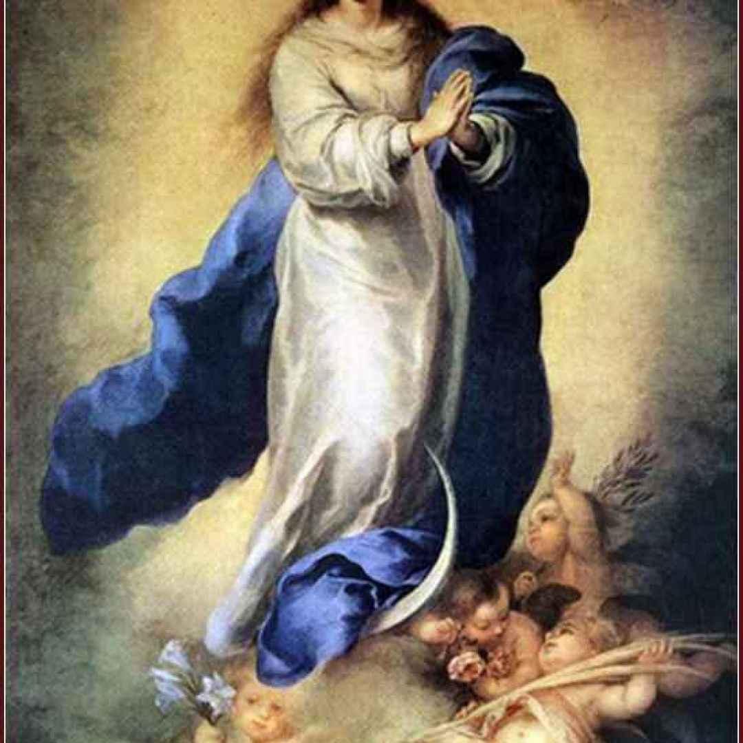 preghiera  religione  maria santissima