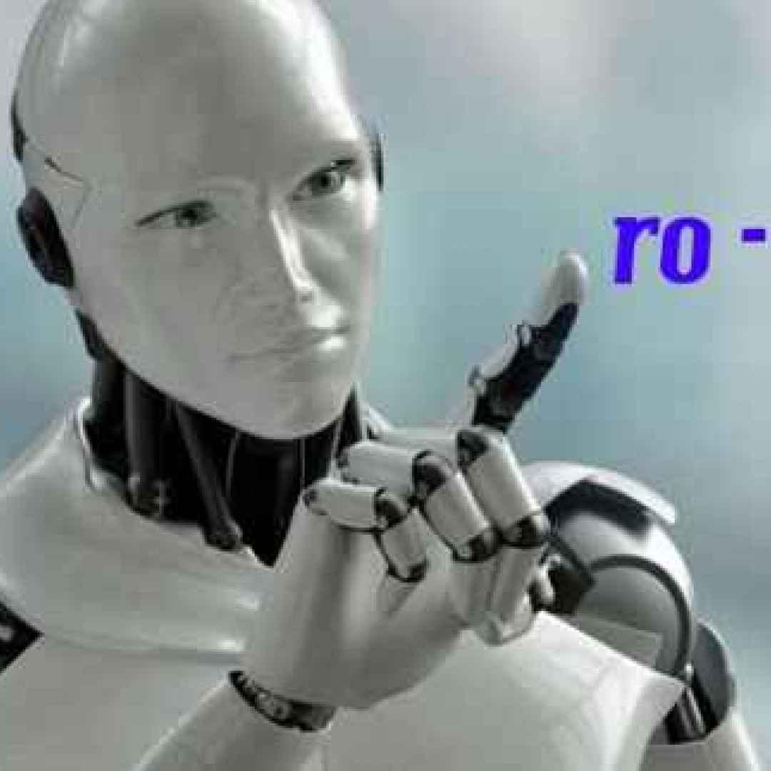bot  chapta  robot  intelligenza artific