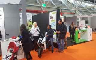 Ambiente: motoreco  motor show bologna  scooter