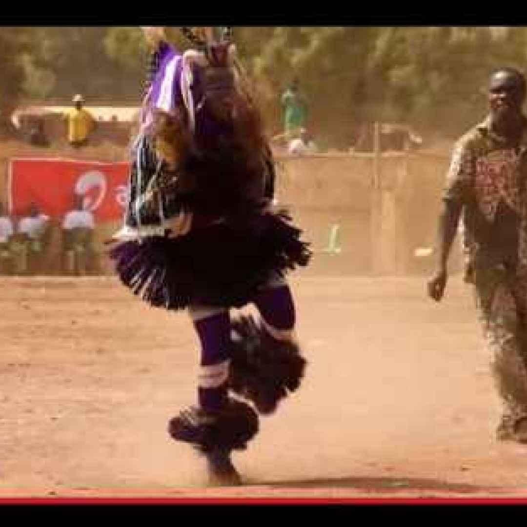 danza  africa  arte  esibizione