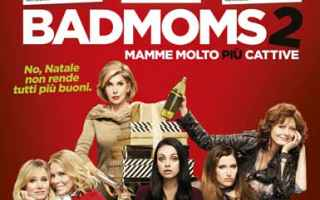 Cinema: bad moms 2 commedia cinema mila kunis