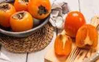Alimentazione: cachi  kaki  benefici  proprietà