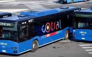 Roma: cotral  trasporto pubblico  lazio