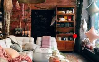 Design: casa boho hippie