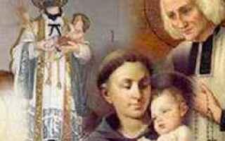 Religione: santi oggi  giornata  calendario