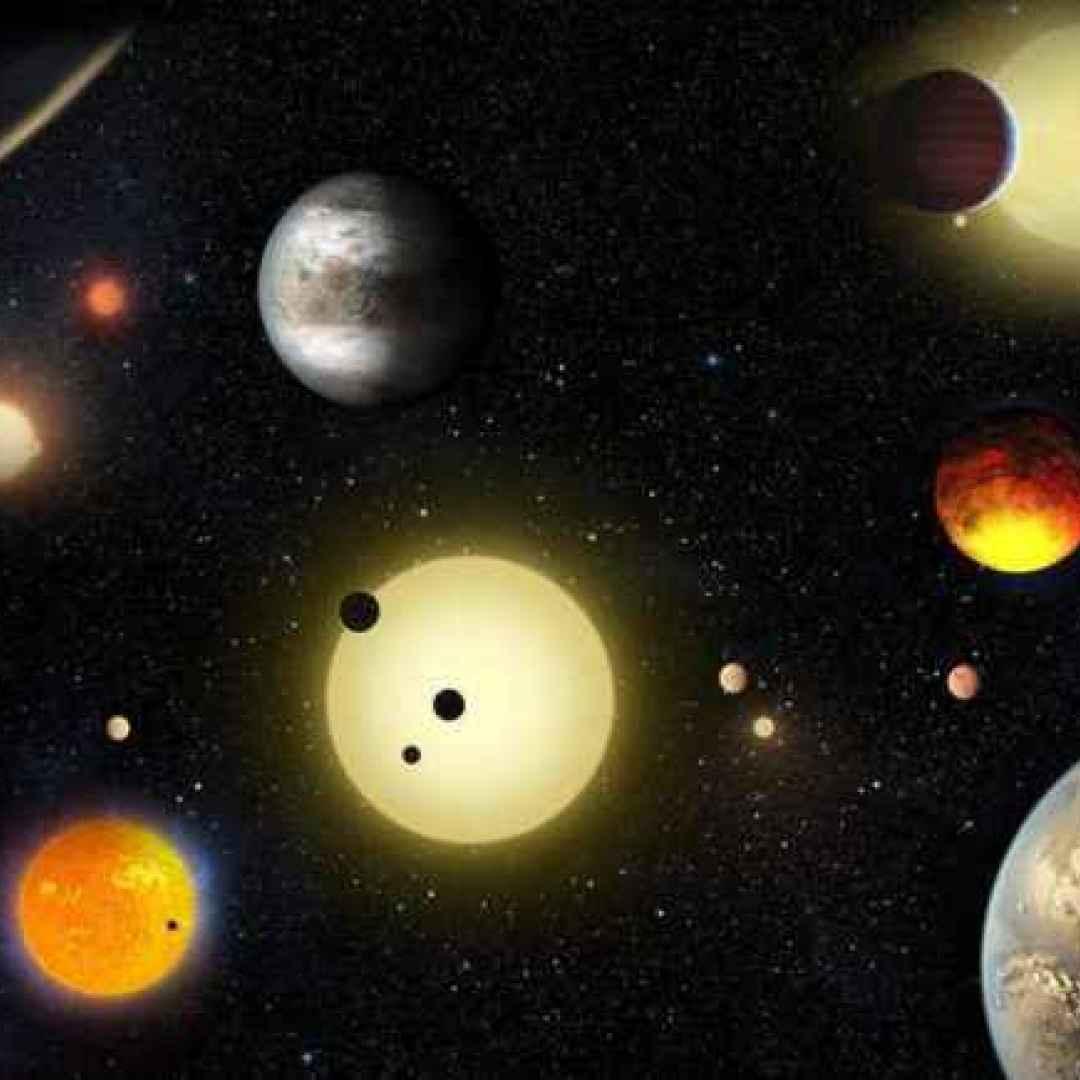 materia organica  microbi  pianeti