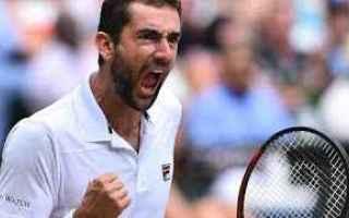 Tennis: tennis grand slam news marin cilic