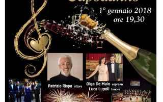 Musica: capodanno 2018 napoli teatro delle palme