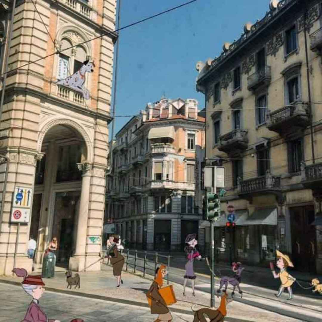 disney  cartoon  torino