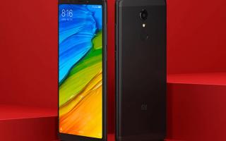 Cellulari: xiaomi redmi 5  xiaomi  smartphone  tech