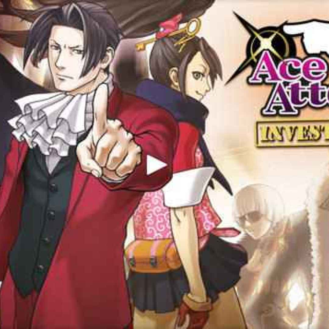 ace attorney capcom android iphone