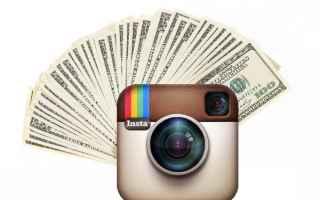 Instagram: guadagnare con instagram  fare soldi