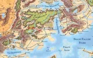 Giochi: forgotten realms  dungeons & dragons  hillsfar