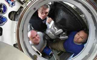 Astronomia: expedition 53  esa  asi  nasa  roscamos  paolo nespoli