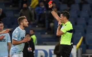 Serie A: lazio  torino  var  giacomelli