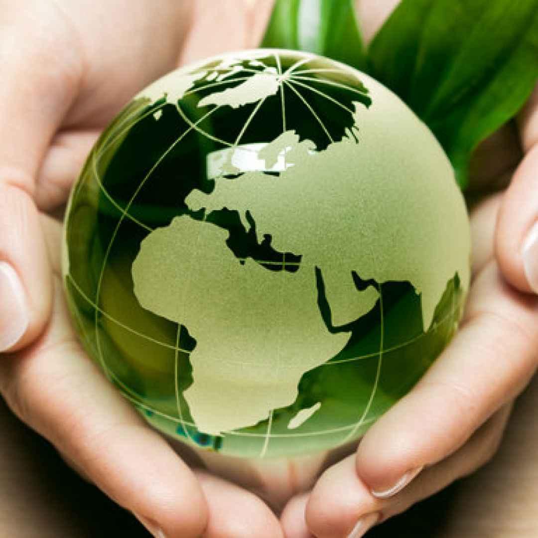 ecosostenibilità eco sistema pulito