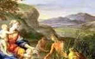 Arte: francesco trevisani  rococò arcadico