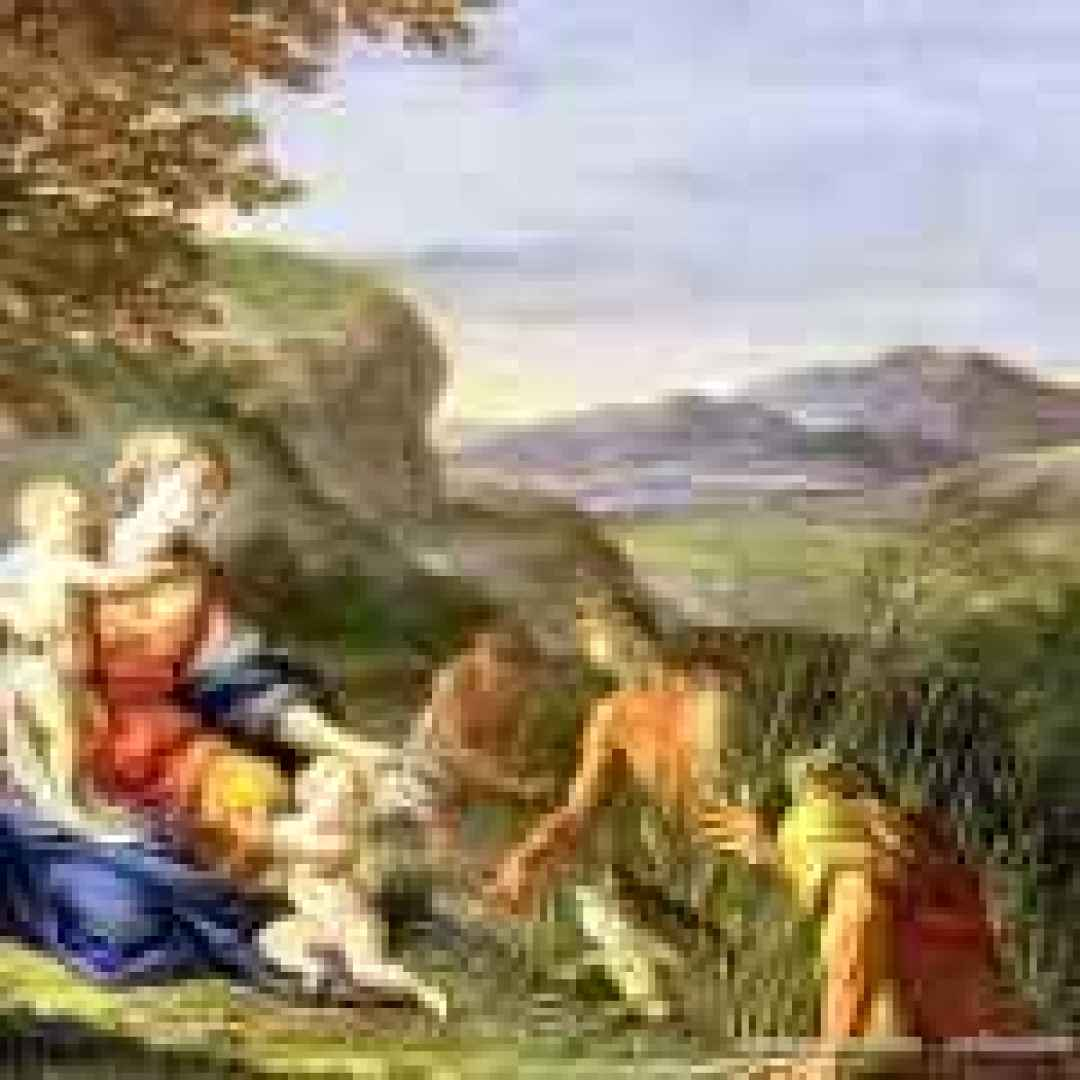 francesco trevisani  rococò arcadico