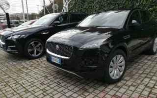 Automobili: jaguar  e-pave