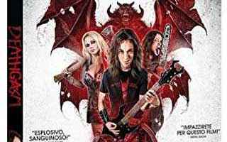 Cinema: deathgasm bedevil horror dvd natale