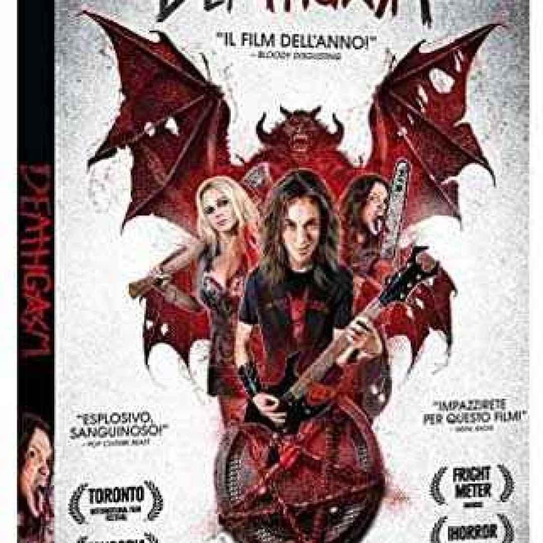 deathgasm bedevil horror dvd natale
