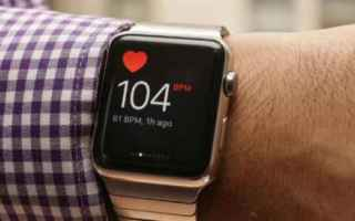 Apple: apple watch  infarto  salvavita