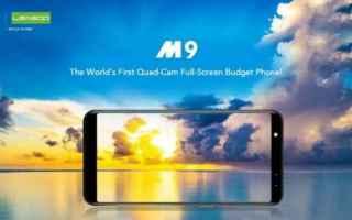Cellulari: leagoo  smartphone  4 fotocamere