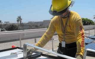 pannelli fotovoltaici  risparmio energia