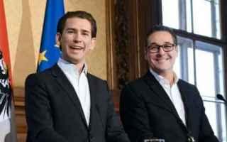 dal Mondo: austria  estrema destra  alto adige
