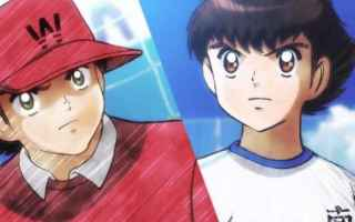 Anime: holly e benji  anime  capitan tsubasa