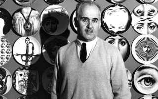 Design: piero fornasetti  design  arte